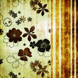 Vintage wallpaper Royalty Free Stock Image