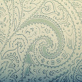 Vintage wallpaper background with vignette victorian pattern Stock Photos