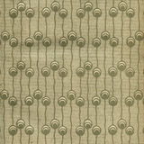 Vintage wallpaper - Beads Stock Images