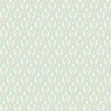Vintage wallpaper. Delicate veil-like pattern. Stock Photos