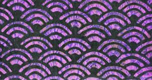 Vintage wallpaper - Fans Royalty Free Stock Images