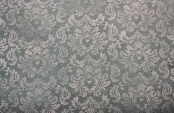 Vintage wallpaper floral pattern background stock photos