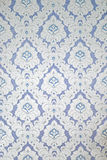Vintage wallpaper with ornamental design Royalty Free Stock Photo
