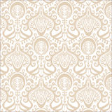 Vintage wallpaper pattern. Stock Photo