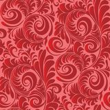 Vintage Wallpaper Pattern royalty free illustration