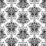 Vintage wallpaper pattern Royalty Free Stock Photos