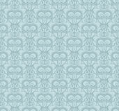 Vintage Wallpaper Pattern Stock Photography