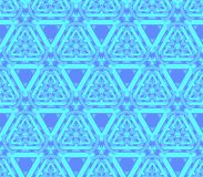 Vintage wallpaper pattern seamless background. Stock Images