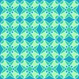 Vintage wallpaper pattern seamless background. Royalty Free Stock Photo