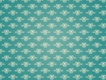 Vintage wallpaper pattern Royalty Free Stock Images