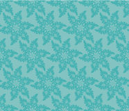 Vintage wallpaper seamless. Old Royal pattern. Stock Photography