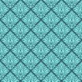 Vintage wallpaper seamless pattern Royalty Free Stock Photo