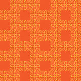 Vintage Wallpaper Vector Pattern Royalty Free Stock Photography