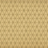 Vintage wallpaper Waves and Stars Stock Images