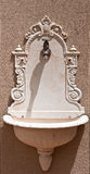 Vintage wash basin Royalty Free Stock Photography