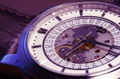 Vintage  watch Royalty Free Stock Photo