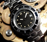 Vintage watch Stock Photography