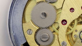 Vintage Watch Movement Royalty Free Stock Image