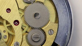 Vintage Watch Movement Stock Photography