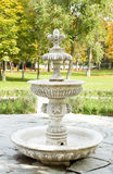 Vintage water fountain Stock Photos