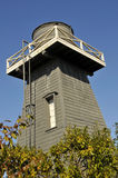 Vintage Water Tank Tower Royalty Free Stock Photography