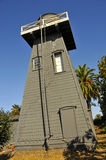 Vintage Water Tank Tower 2 Royalty Free Stock Photos