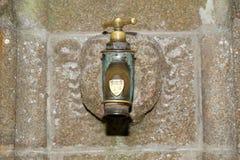 Vintage water tap Stock Photo