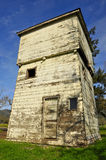 Vintage Water Tower. Vintage Water Storage Tower in Sonoma Valley, California Royalty Free Stock Photography