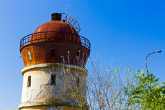 Vintage water tower Stock Photography