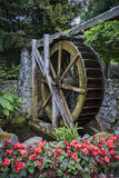 Vintage water wheel Stock Photography