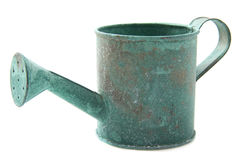 Vintage watering can Stock Photography