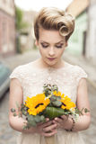 Vintage wedding Royalty Free Stock Photography