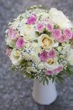 Vintage wedding bouquet Stock Image