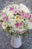 Vintage wedding bouquet Royalty Free Stock Photo
