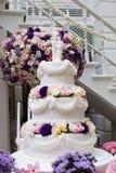 Vintage Wedding Cake Royalty Free Stock Photos
