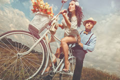 Vintage wedding. Royalty Free Stock Photos