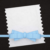 Vintage wedding (holiday) paper background. Royalty Free Stock Photography
