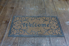 Front Door Welcome Mat Stock Photos 404 Images
