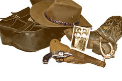 Vintage Western Collection/Sepia Stock Photo