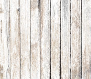 Vintage white old wood background Royalty Free Stock Images