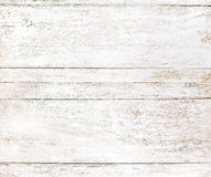 Vintage white wood background stock image
