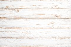 Vintage white wood background royalty free stock images