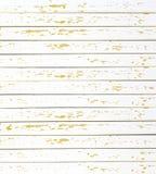 Vintage White Wood Panel Royalty Free Stock Photos