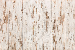 Vintage white wooden floor Stock Photo