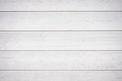Vintage white wooden table background top view. horizontal stripes. Bright wooden texture backdrop background. top view Stock Photo