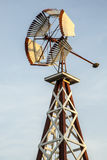 Vintage windmill Stock Images
