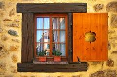 Vintage window Stock Photos