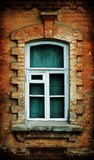 Vintage window Royalty Free Stock Photography