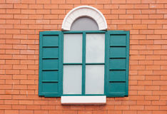 Vintage window Royalty Free Stock Photo