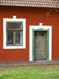 Vintage window and door Royalty Free Stock Photo